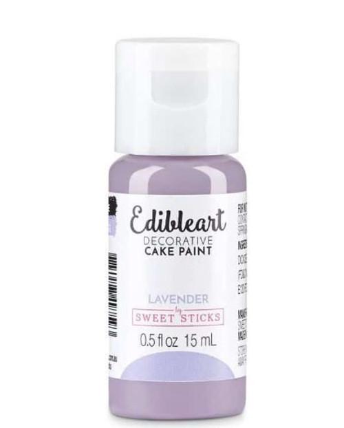 Edible Art Cake Paint by Sweet Sticks - LAVENDER