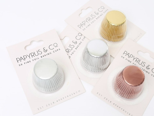 Papyrus & Co Foil Baking Cups