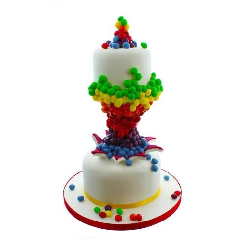 Tiers and Spheres Anti Gravity Starter Cake Kit