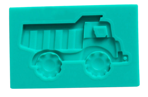 Silicone Mould - TRUCK