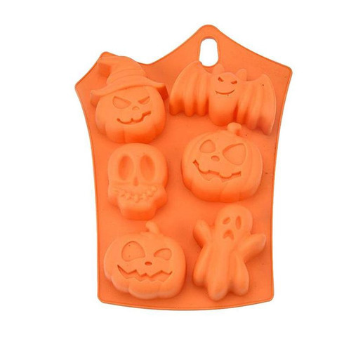 Silicone Mould - HALLOWEEN