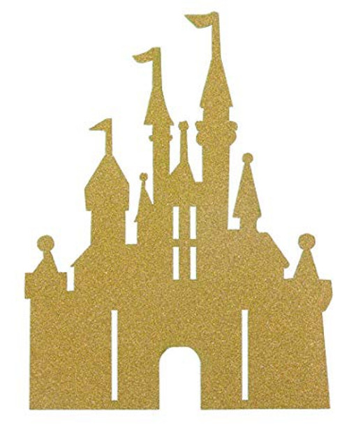 cake-topper-gold-princess-castle