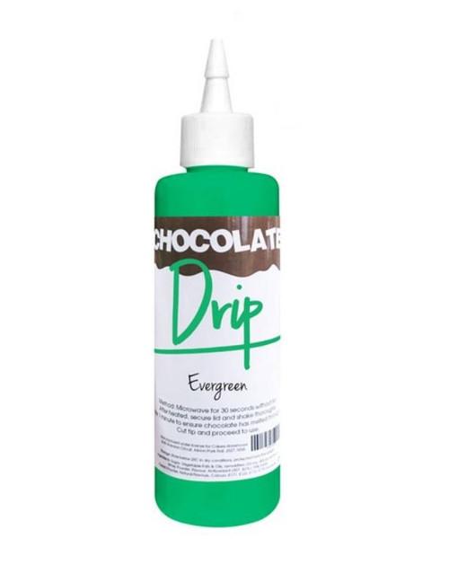 Chocolate Drip - EVERGREEN