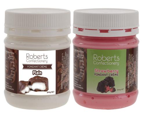 Roberts Confectionery Fondant Creme Filling 300g