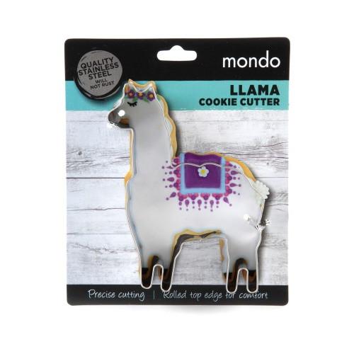 Mondo Llama Cookie Cutter