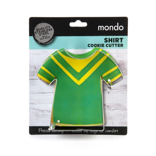Mondo T Shirt Cookie Cutter