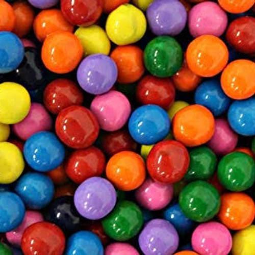 Rainbow Gum Balls 100g