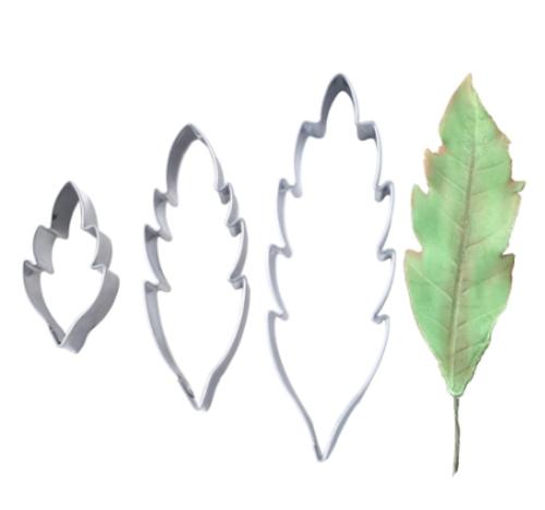 Tin Plate Cutters 3pc - LEAF