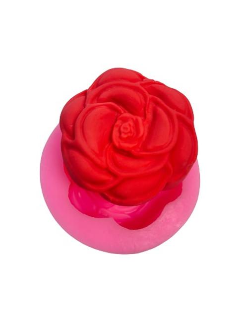 Large Rose Silicone Mold