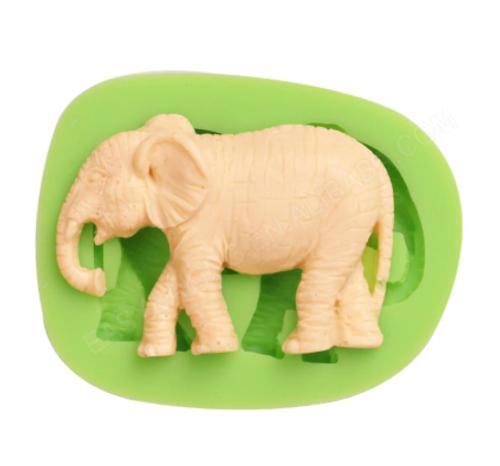Silicone Mold - ELEPHANT