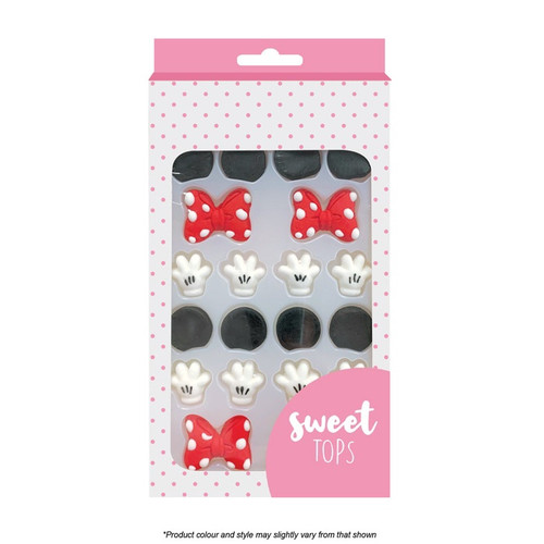 Sweet Tops Sugars - MINNIE MOUSE