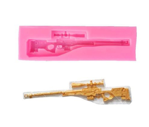 Silicone Mold - RIFLE