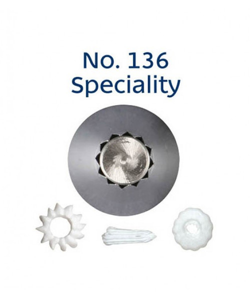 Piping Tip Specialty - No.136