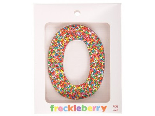 Chocolate Freckle - Number 0