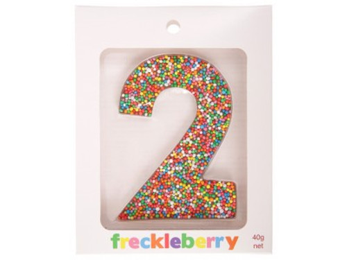 Chocolate Freckle - Number #2