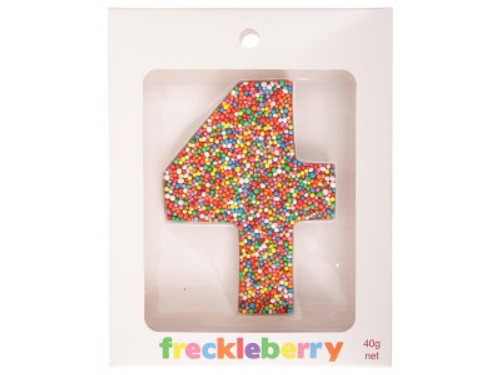 Chocolate Freckle - Number 4