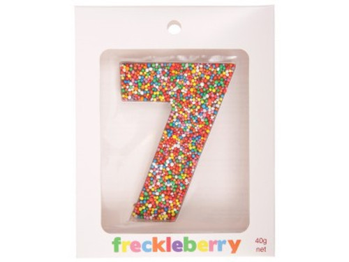 Chocolate Freckle - Number #7