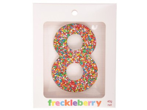 Chocolate Freckle - Number #8