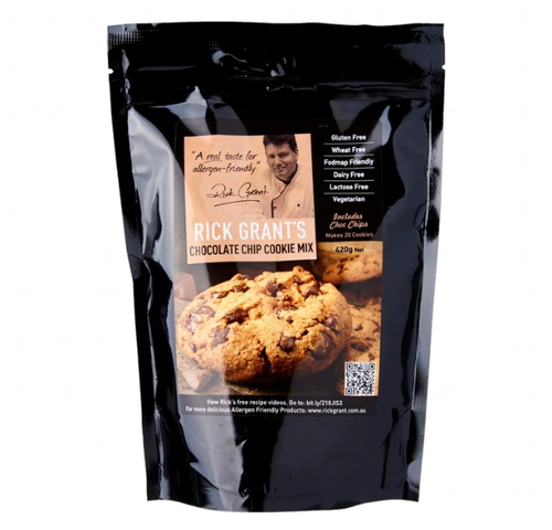 Allergy Friendly  CHOCOLATE CHIP COOKIE MIX