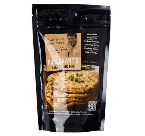 Allergy Friendly  NAAN BREAD MIX