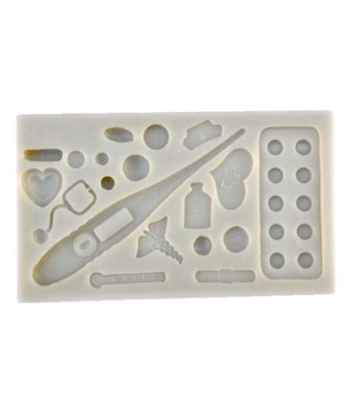 Silicone Mold - Medical