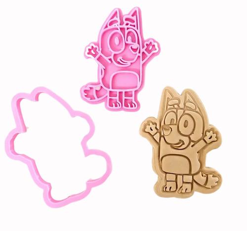 Cookie Cutter & Embosser - BINGO