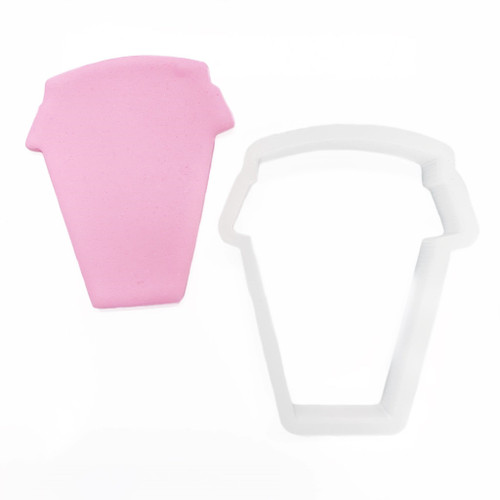 Plastic Cutter - Coffee Cup