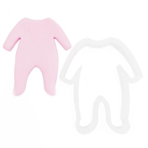 Plastic Cutter - Baby Jumpsuit