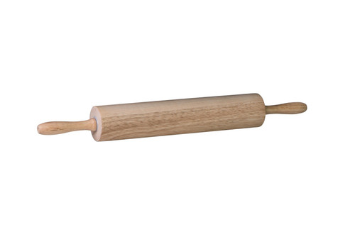 Classic Wooden  Rolling Pin - 50cm