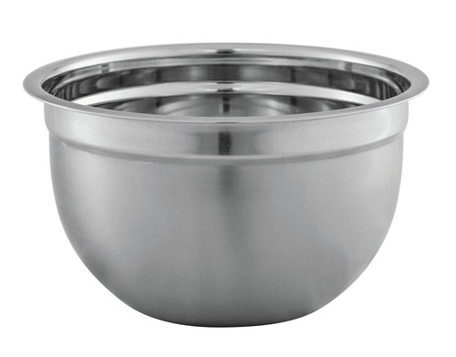 Deep Stainless Mixing Bowl - 26cm