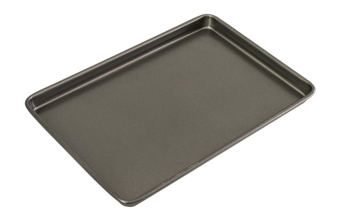 Bakemaster baking tray ideal for baking batches of cooking, pastries and grilling vegetables.