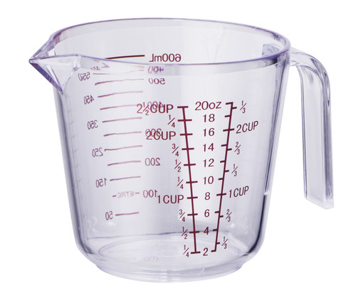 Avanti 600ml Measuring Jug