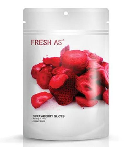 Freeze Dried Fruit -  Strawberry Slices