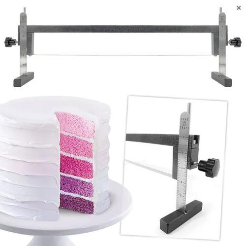 "Cake Leveler- Professional 18"" Wide"