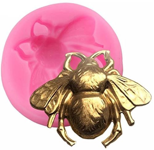 Silicone Mold - Insect/Bee