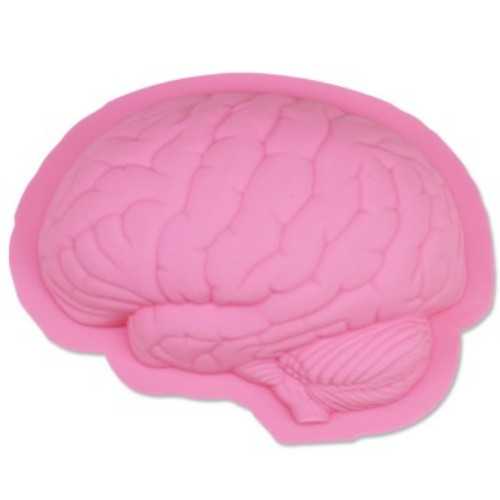 Silicone Mold - LARGE BRAIN