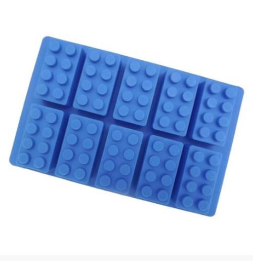 Silicone Mold - LARGE LEGO BRICKS