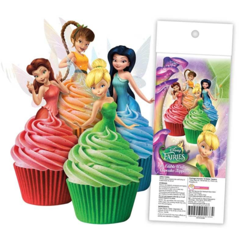 Edible Wafer Toppers - DISNEY FAIRIES