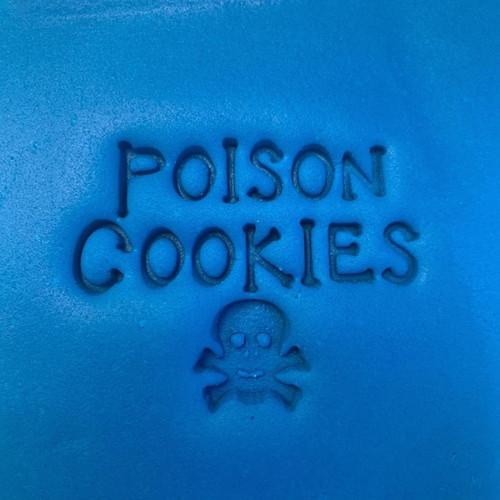 Cookie Embosser - POISON COOKIES
