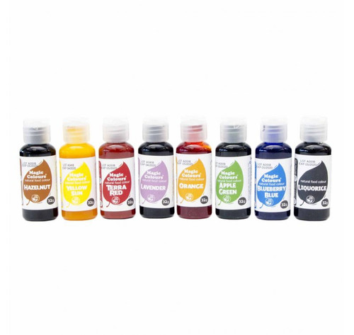 Natural Food Colour - MAGIC COLOURS 32g