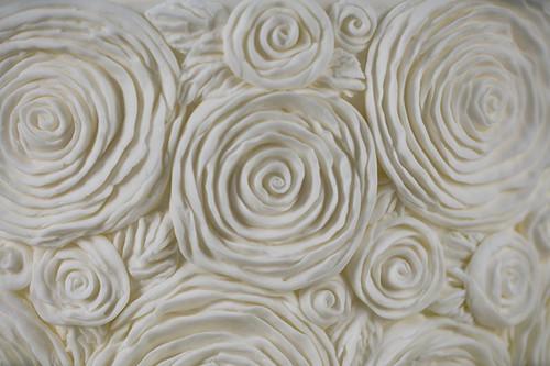Silicone Mold - Ribbon Roses