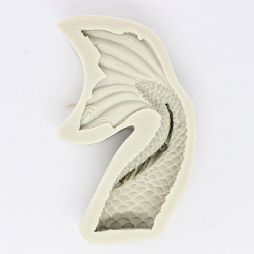 Whimsical Mermaid Tail Silicone Mould