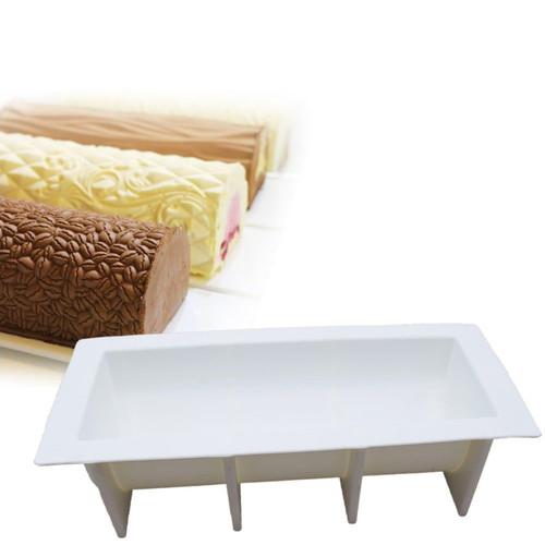 Silicone Cake Mould – Log