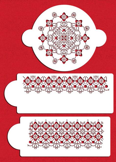 Victorian Crochet Set C446
