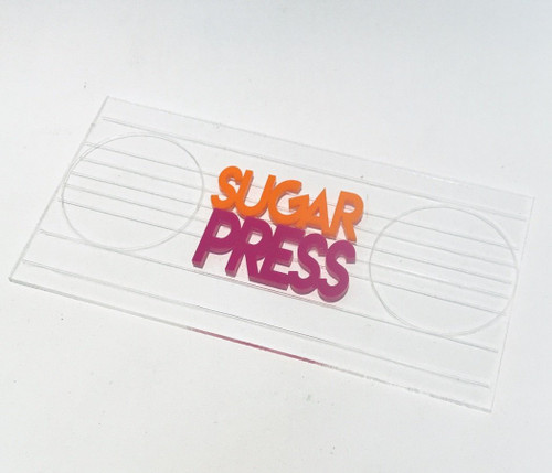 Sugar Press Straight Board