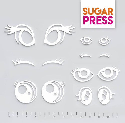 "Sugar Press ""Eye Spy"""
