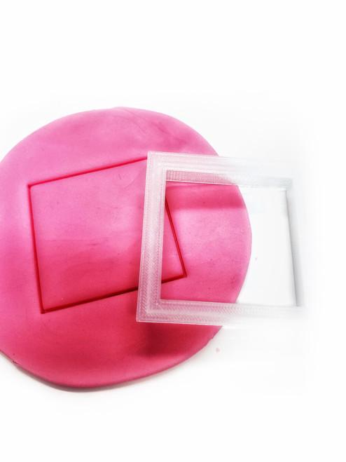 Plastic Cutter-Small Square