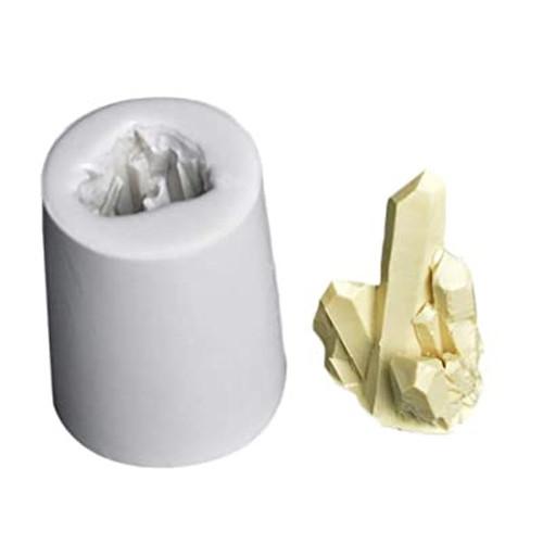 3D Multi-Point Crystal