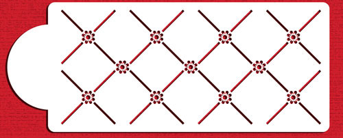 Stencil Daisy Lattice Tier 4