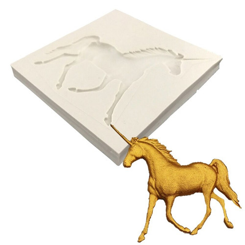 Silicone Mold Unicorn